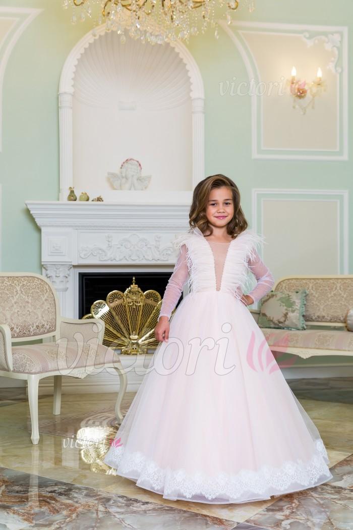 Детское платье D1202