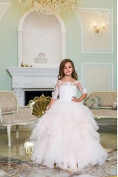 Детское платье D1205