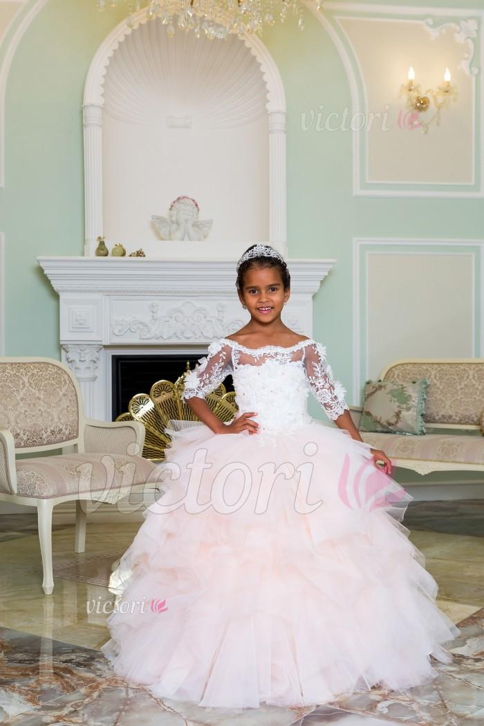 Детское платье D1206