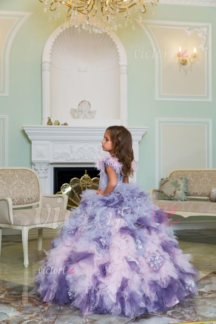 Детское платье D1207