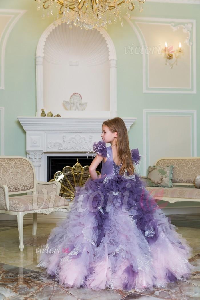 Детское платье D1208