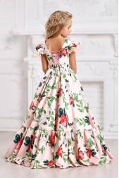 Детское платье D1113