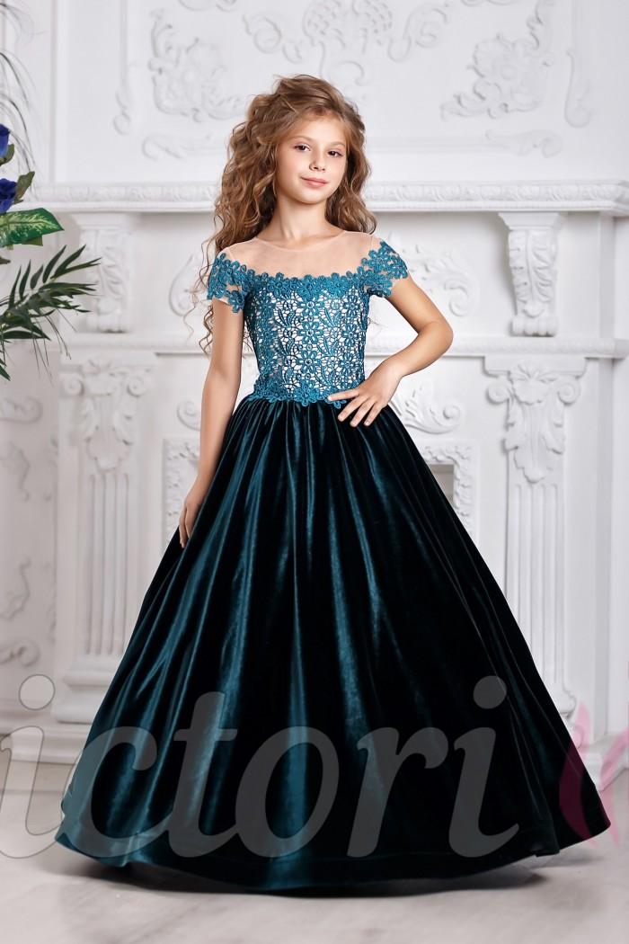 Детское платье D1118