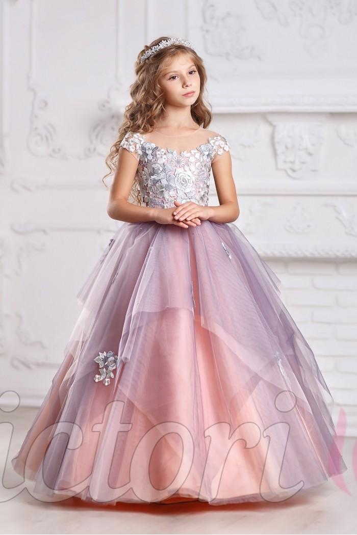 Детское платье D1119