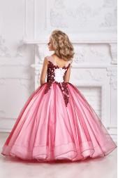Детское платье D1122