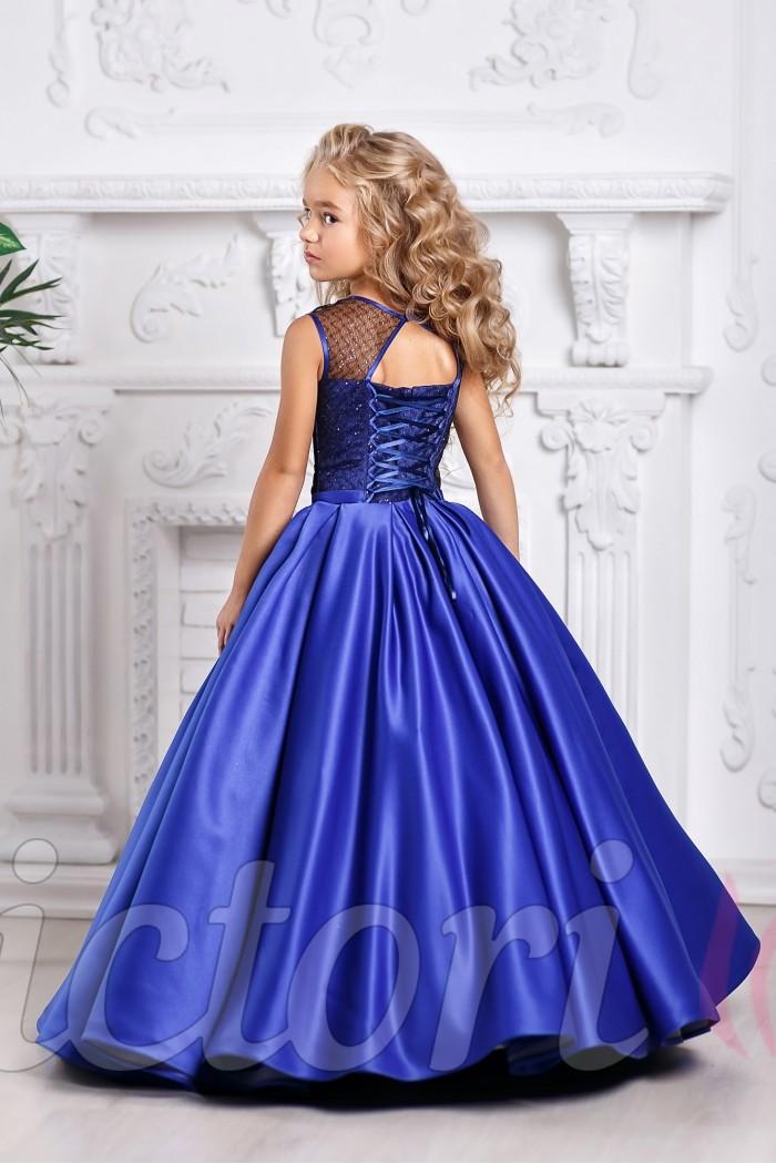 Детское платье D1124