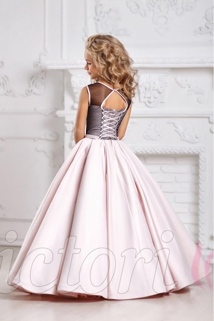 Детское платье D1125