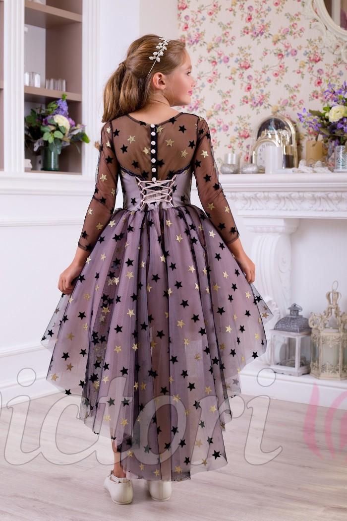 Детское платье D1063