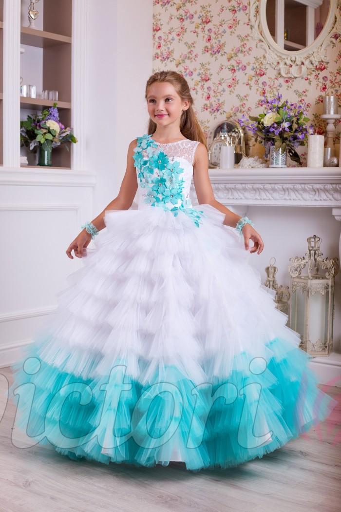 Детское платье D1093