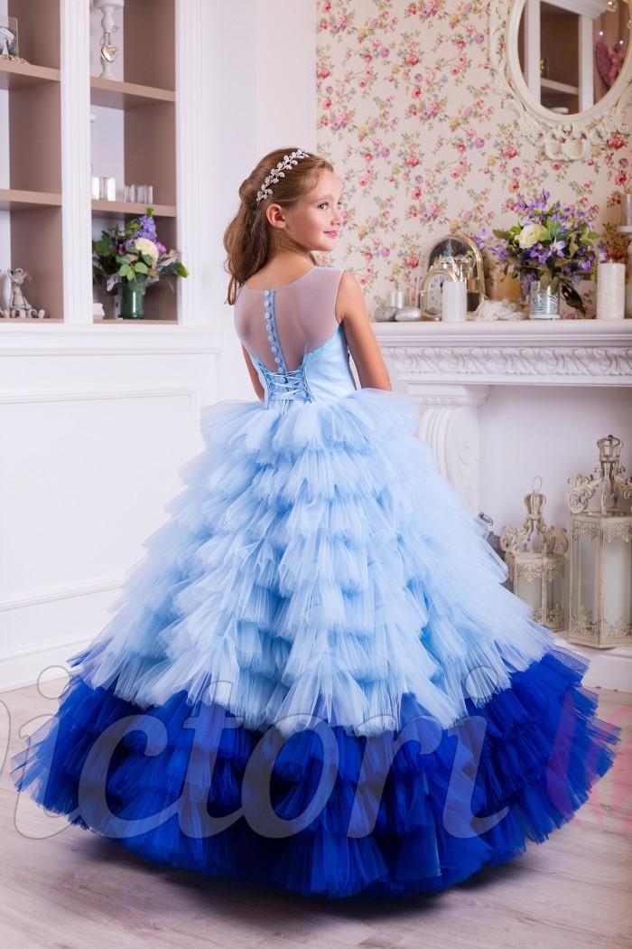 Детское платье D1094