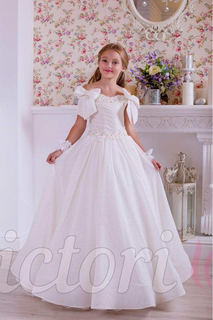 Детское платье D1095