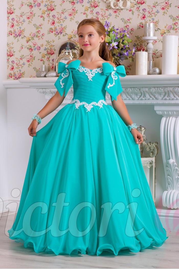 Детское платье D1097