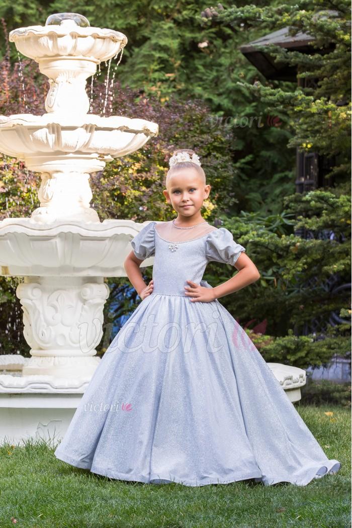 Детское платье D1249