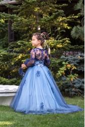 Детское платье D1251