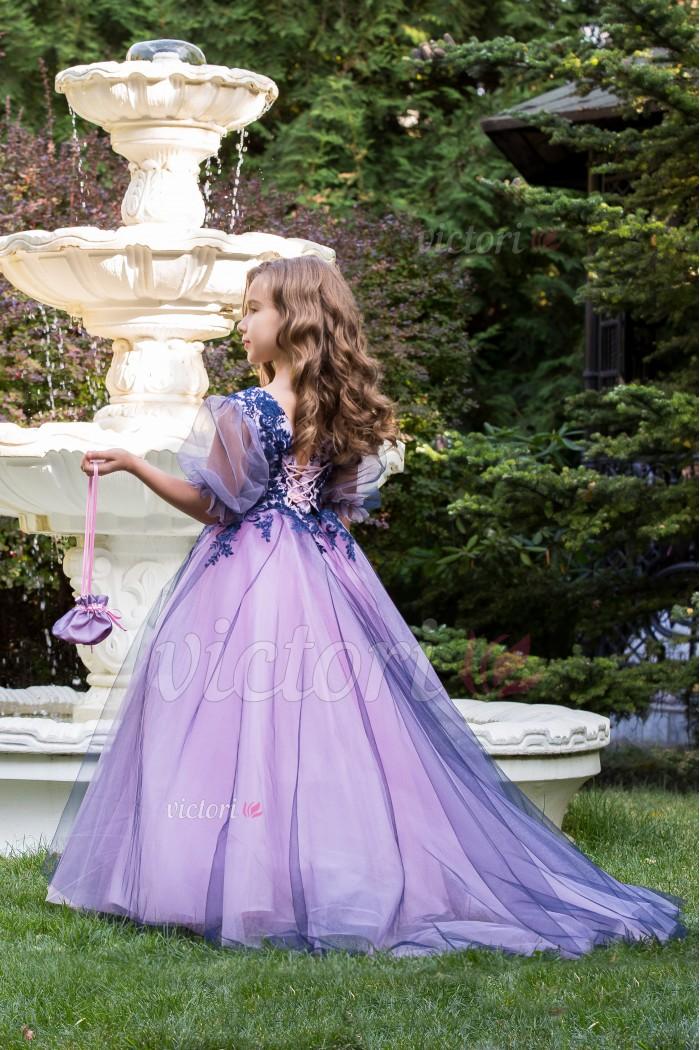 Детское платье D1252