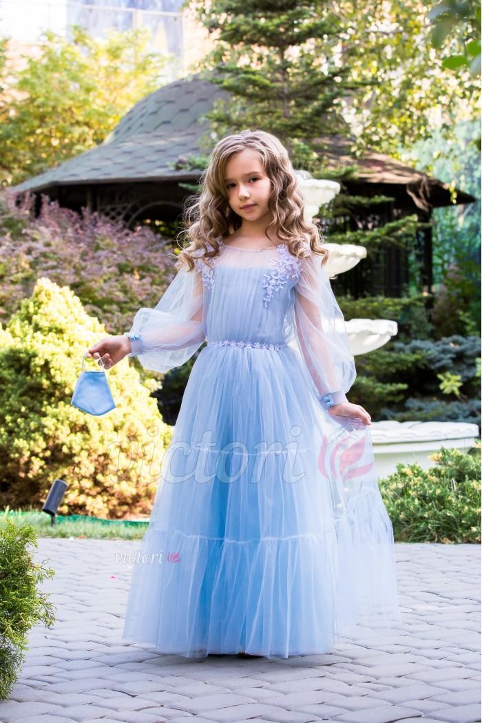 Детское платье D1254