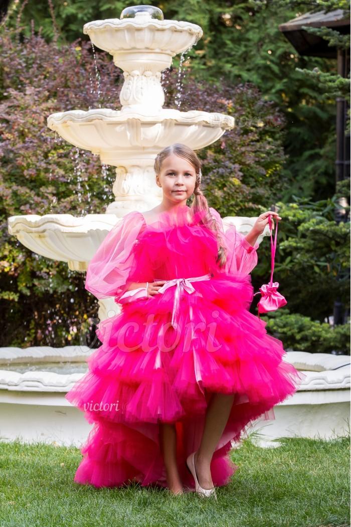 Детское платье D1257