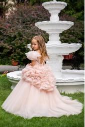 Детское платье D1329