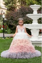 Детское платье D1335
