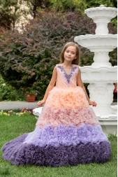 Детское платье D1336