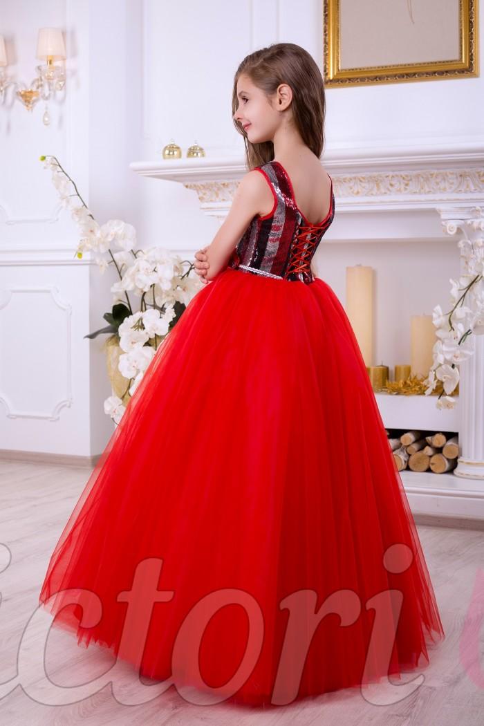 Детское платье D1016