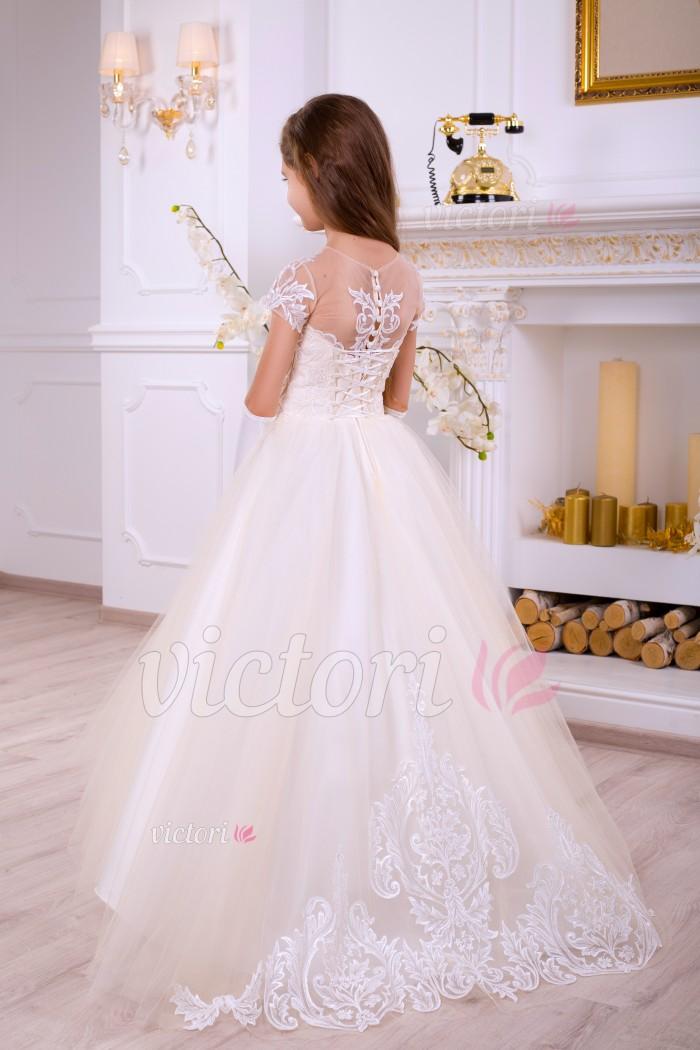 Детское платье D1017