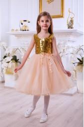 Детское платье D1012