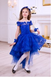 Детское платье D1013