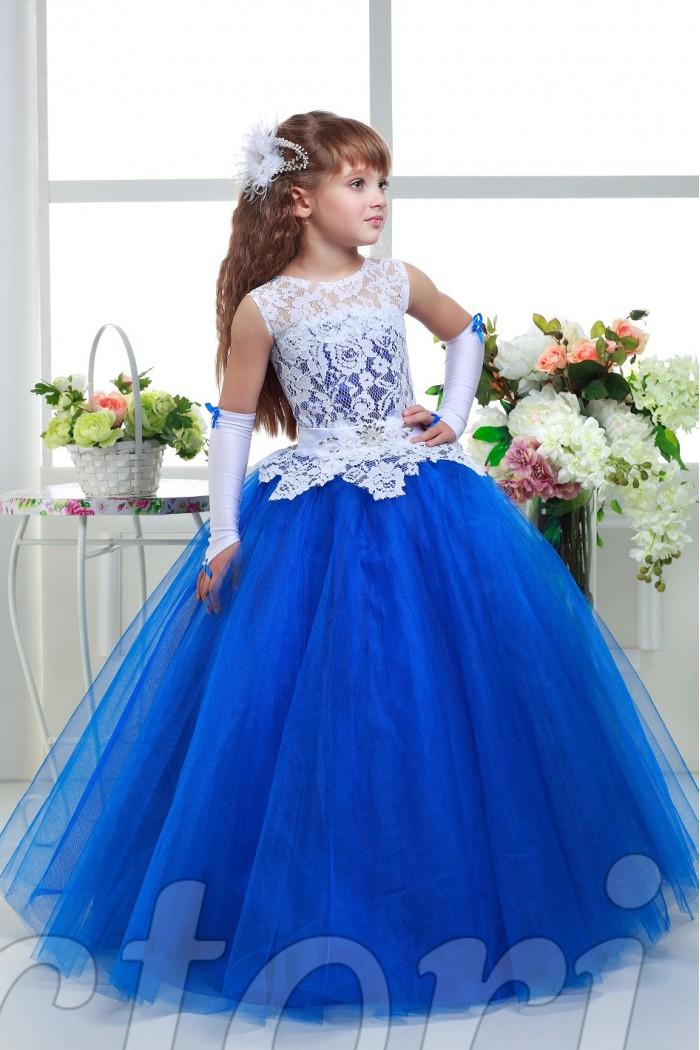 Детское платье D812