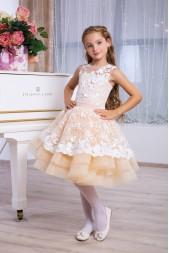 Детское платье D955