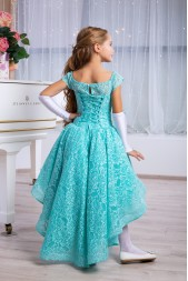Детское платье D958