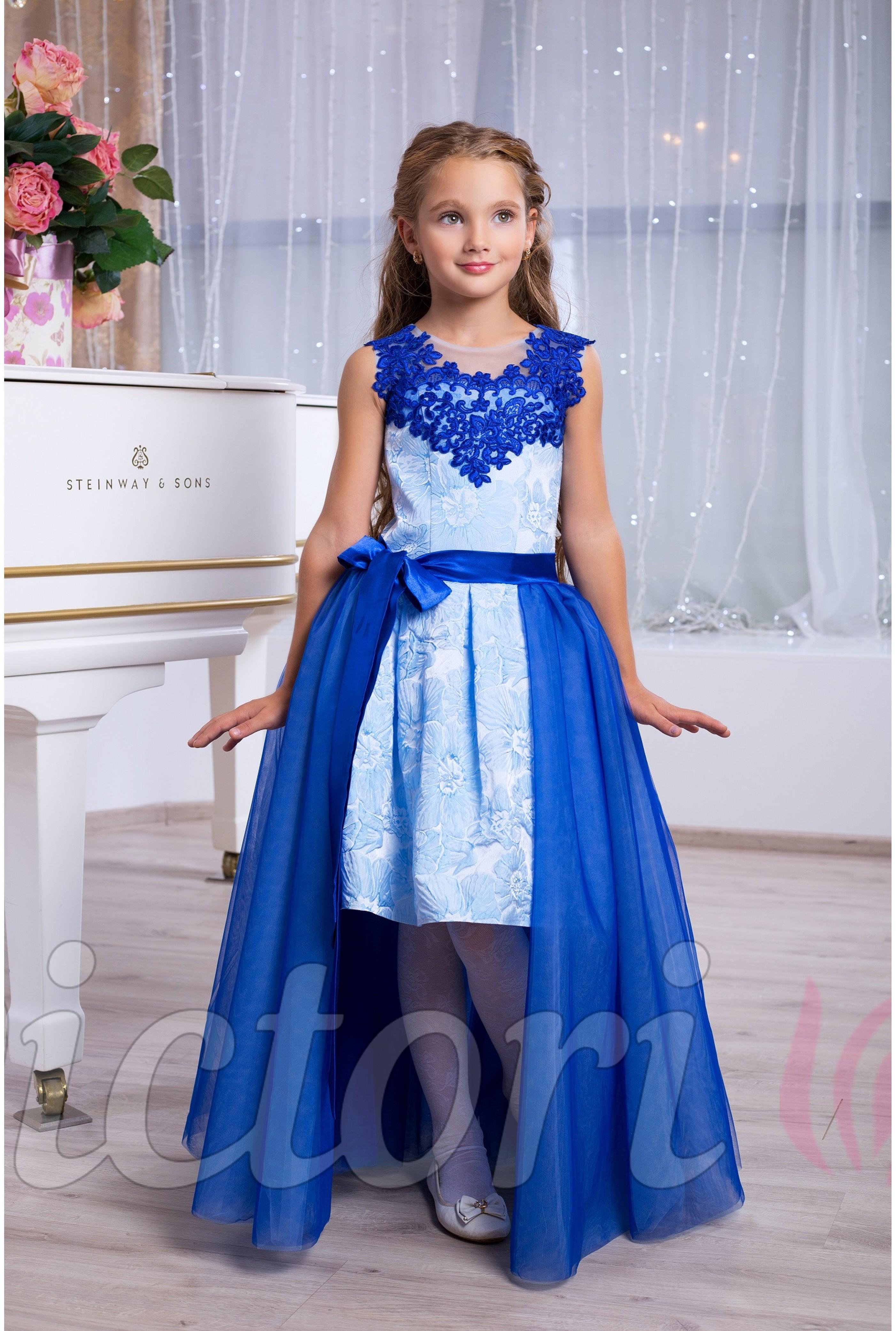 где купить красивое платье девочке
