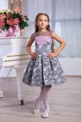 Детское платье D961