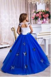 Детское платье D974