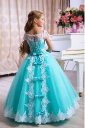 Детское платье D986