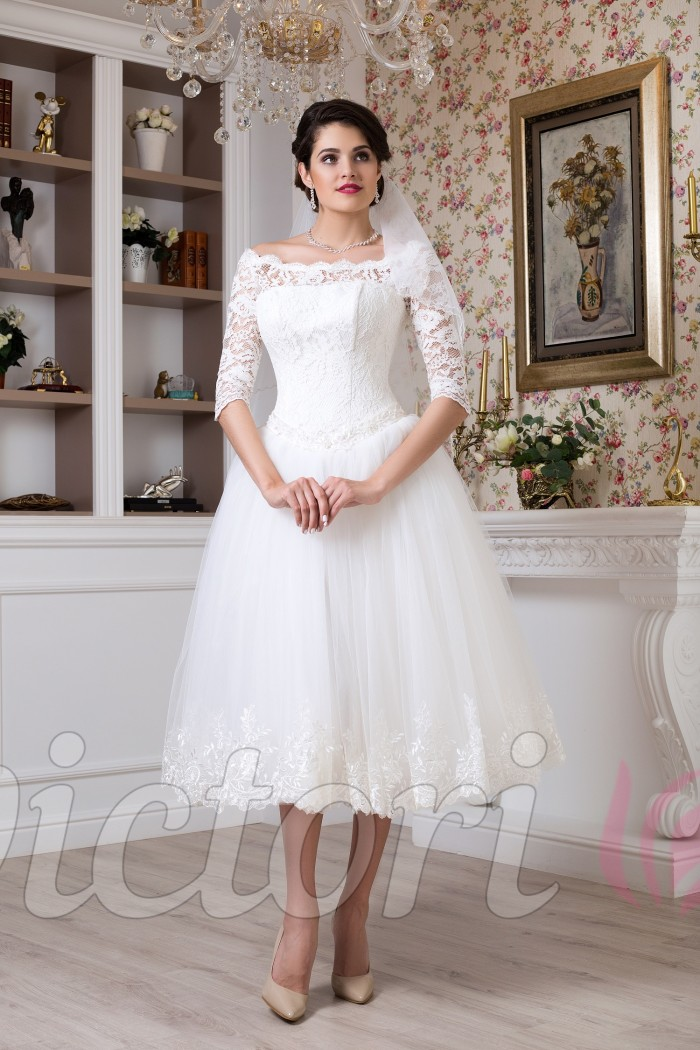 Платье свадебное S1201