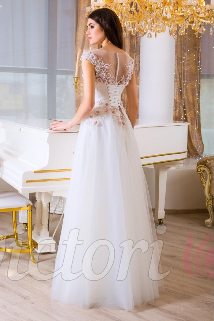 Платье свадебное S1209