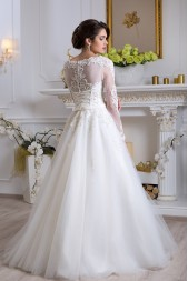 Платье свадебное S1213