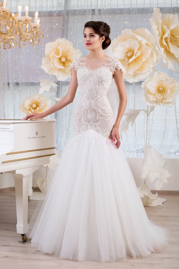 Платье свадебное S1228