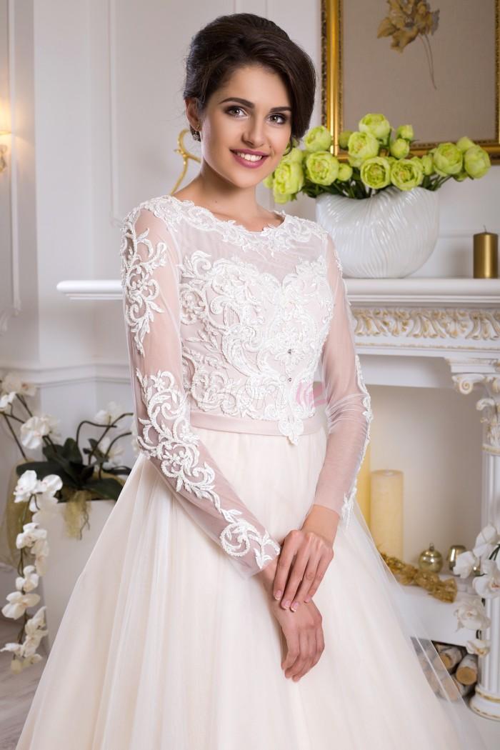 Платье свадебное S1229