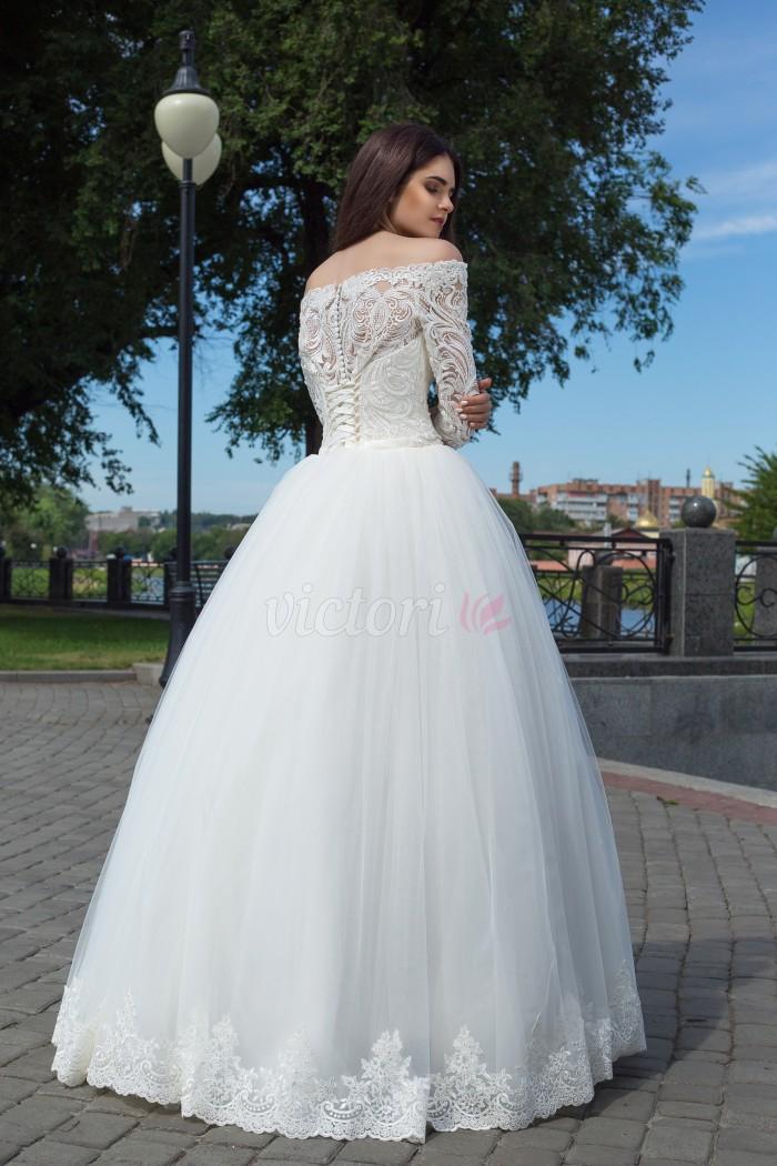 Платье свадебное S1250