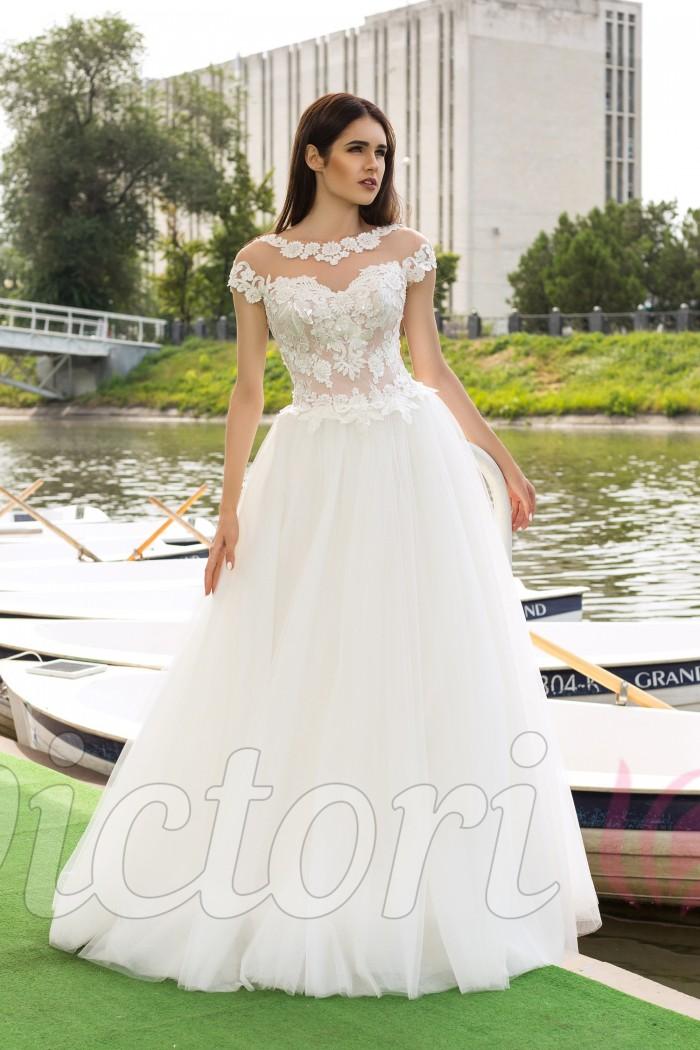 Платье свадебное S1252