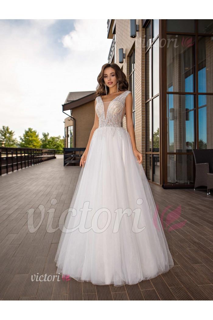 Платье свадебное S1354