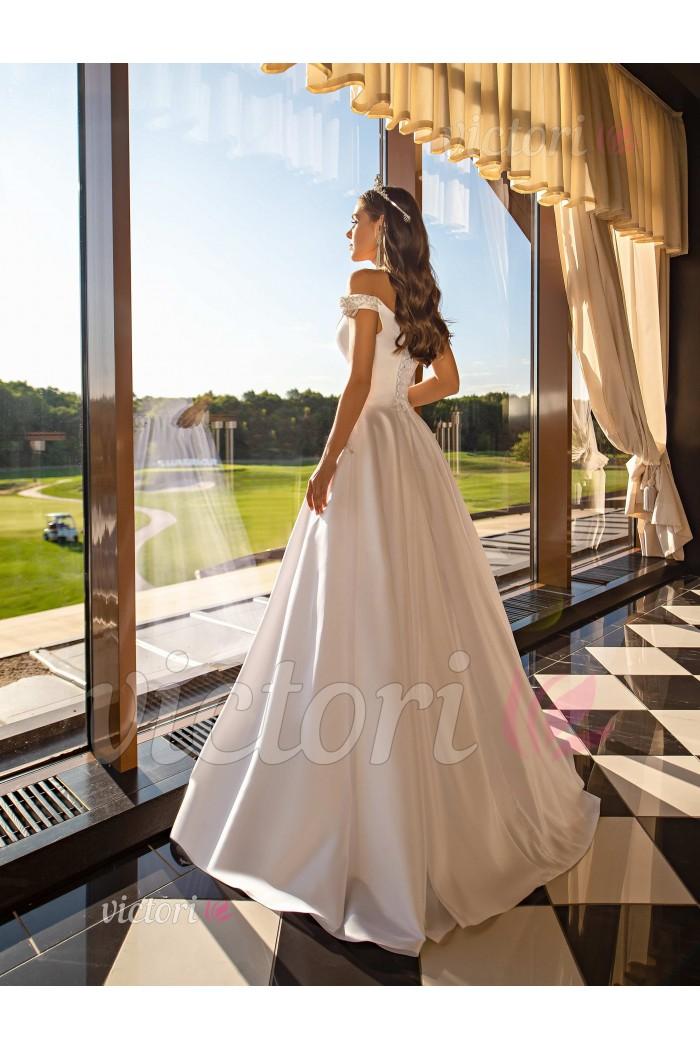 Платье свадебное S1357