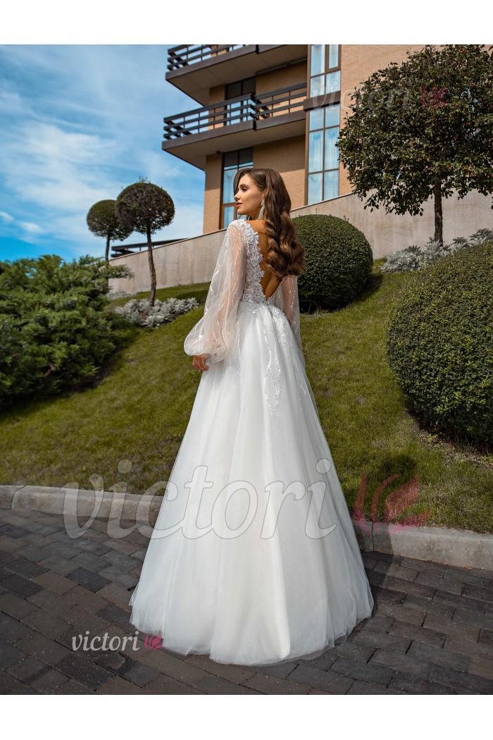 Платье свадебное S1358