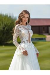 Платье свадебное S1359