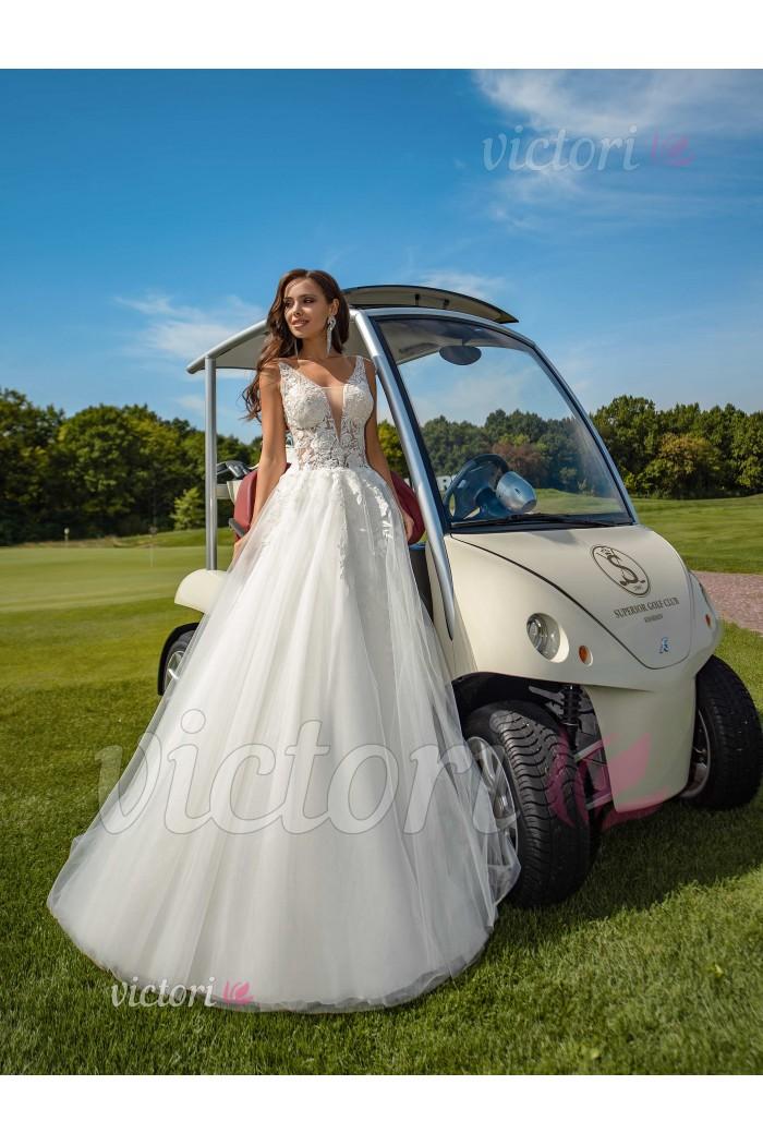 Платье свадебное S1360