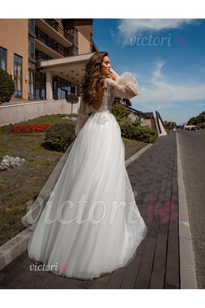 Платье свадебное S1361