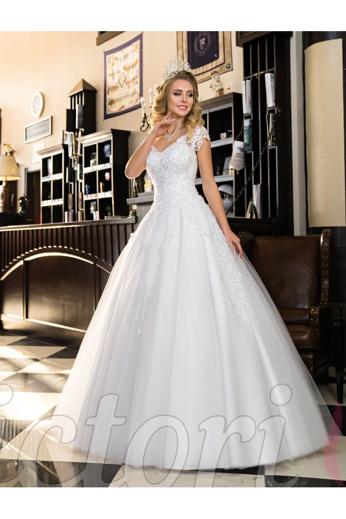 Платье свадебное S1330