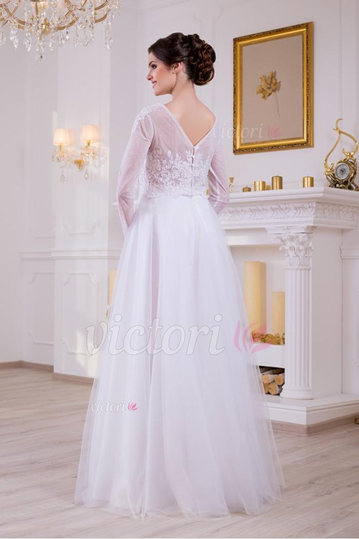Платье свадебное S1105
